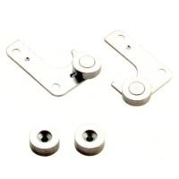 Flipper-door ball bearings