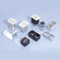 Aluminum Cabinet Glides