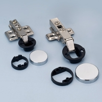 German-style Hinges, Hydraulic Hinges, Glass  Hinges