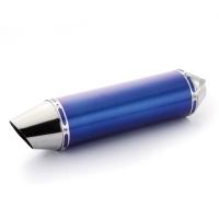 Carp Mouth - Blue Titanium Alloy