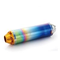Rainbow Titanium Alloy – Aluminum Cover