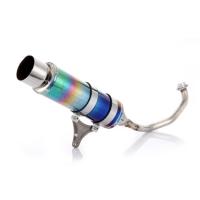 彩虹钛弹管