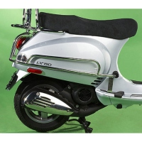 New Vespa LX Stainless-steel Bar Set