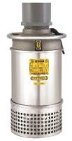 Stainless Steel Axial Flow Pump