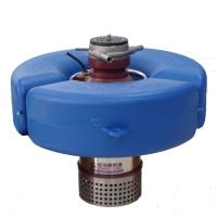 New Patent Rotary-Sprinkling Oxygen Aerator