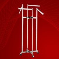 Cens.com 4 Way Garment Rack BON DISPLAY FIXTURE CO., LTD.