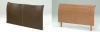 木製床頭片/皮革床頭片