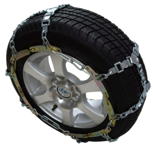 Snow Chain for Vehicle'S Wheels