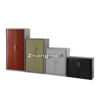 roller shutter door cabinet, tambour door cabinet, metal cabinet, metal cupboard