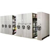filing cabinet, mobile filing cabinet, compact filing cabinet, movable cabinet