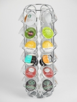 K-CUP Capsules Dispenser Stored 36 Capsules