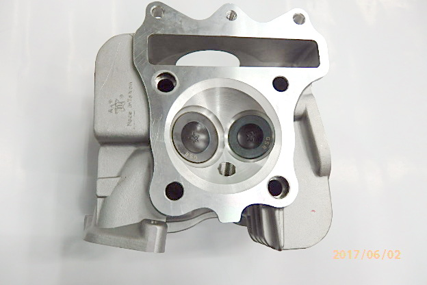 Address 125, Cylinder Head