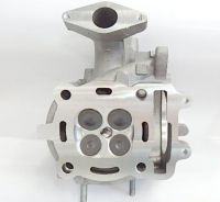 GTS/RV150, oversize cylinder head
