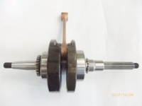 BWS 125, Crankshaft