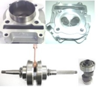 Mio 125, cylinder kit