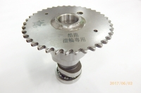 KTR150, 凸軸軸-滾輪