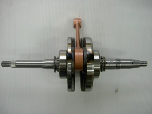 BuBu125, 拉行程曲軸