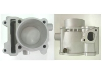 RS 100, 水冷陶瓷汽缸,4V