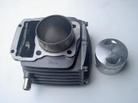 雲豹150, 水冷汽缸