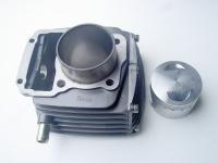 雲豹200, 水冷汽缸
