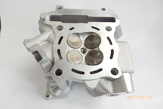 S-Max 155, cylinder head
