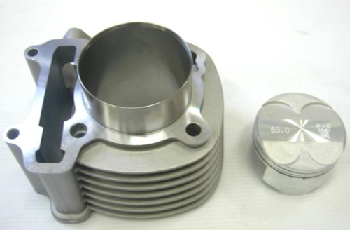 Jet-power Evo, cylinder