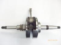 Jet-Power, stroke extended crankshaft