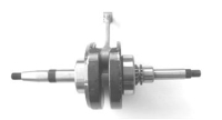 X`PRO125, crankshaft