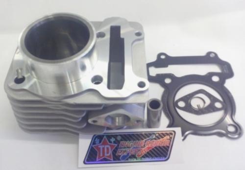 IRX-115, Big bore cylinder