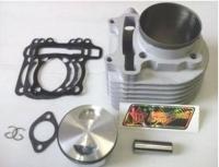 X-HOT 150, cylinder