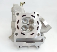 Tigra 125, Tigra 150, cylinder head
