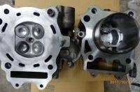 SKYWAVE250, engine parts