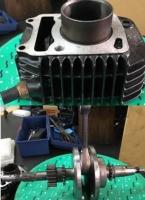 MSX125,engine parts