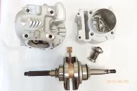 Cygnus 125, cylinder kit