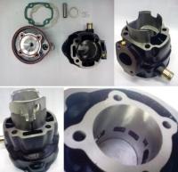 JOG 50, Water Cooler Cylinder