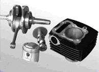 KTR, Cylinder Kit