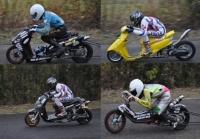 勁戰CAB 239cc 世界新記録 3.091秒
