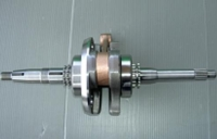 G-MAX150, crankshaft