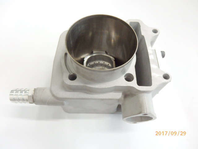 GY6, water cooler cylinder