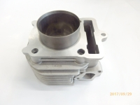 FUZZY 125, cylinder