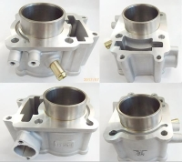 RV150, 水冷汽缸