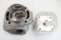 BWS 100, cylinder, Exhaust hole