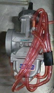 CVK化油器