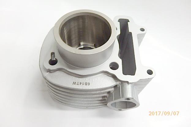 Fighter 125, cylinder