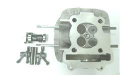 Fighter, Cylinder Head set H7A