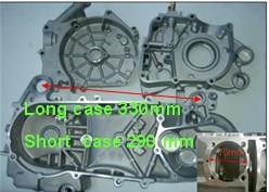 豪邁, 引擎case