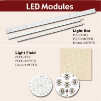 LED Modules- Light Bar / Light Field