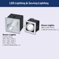LED Lighting & Saving Lighting