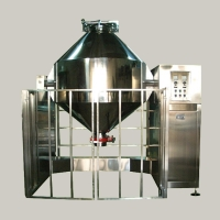 Double-cone-type Mixer