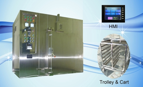 Hot Air Sterilizer (Clean Room Oven)
